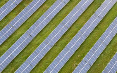 AV-Solar Power Plant 579 MW Solar Photovoltaic