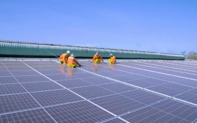 Guinea Bissau Helios Solar One 10 MW Solar PV Project